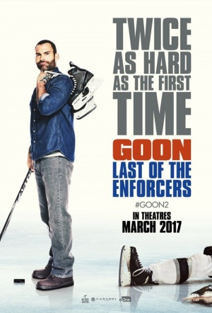 Goon 2: Last of the Enforcers Film Poster