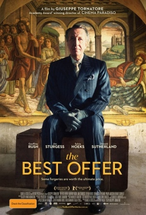 The Best Offer Film Poster
