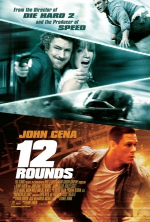 12 Rounds Film Poster
