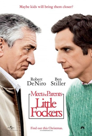 Meet the Parents: Little Fockers Film Poster