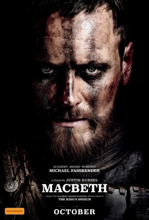 Macbeth (2015) Film Poster