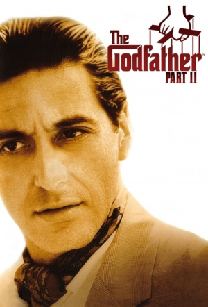 The Godfather: Part II Film Poster