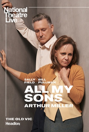 NT Live: All My Sons Film Poster