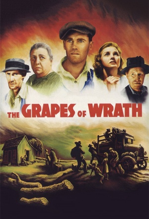 The Grapes of Wrath Film Poster