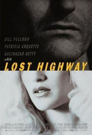 Lost Highway Film Poster