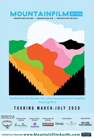 Mountainfilm on Tour Film Poster