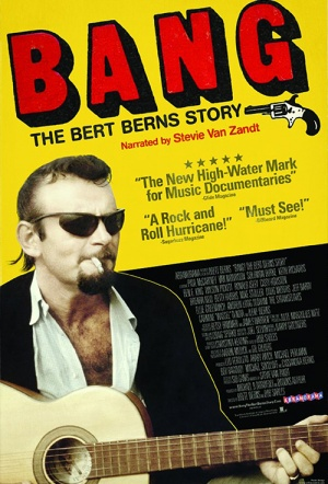 BANG! The Bert Berns Story Film Poster
