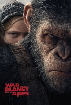 War for the Planet of the Apes Film Poster