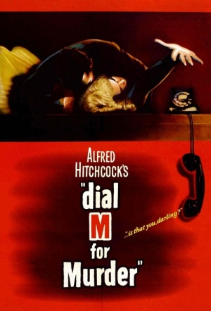 Dial M for Murder Film Poster