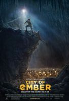 City of Ember Film Poster