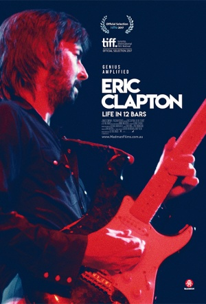 Eric Clapton: Life in 12 Bars Film Poster