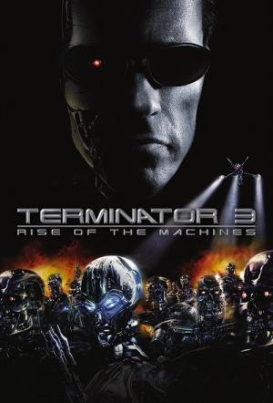 Terminator 3: Rise of the Machines Film Poster