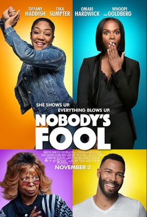 Nobody's Fool (2018) Film Poster