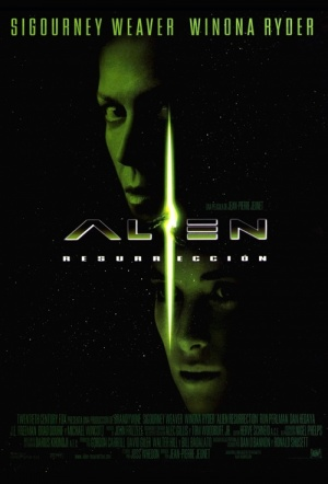 Alien: Resurrection Film Poster