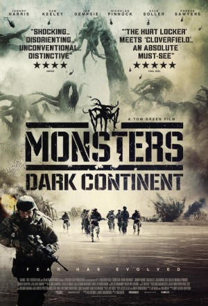 Monsters: Dark Continent Film Poster