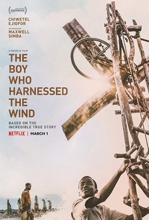 The Boy Who Harnessed the Wind Film Poster