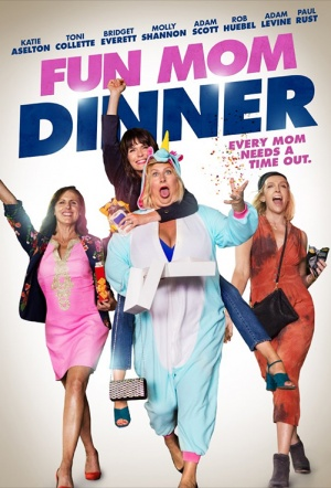 Fun Mom Dinner Film Poster