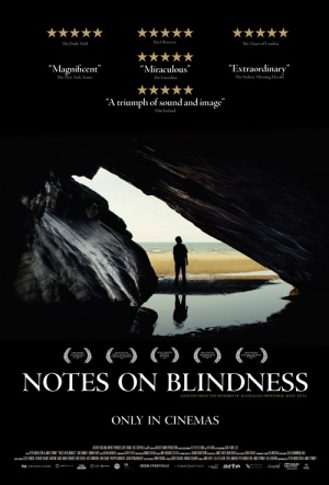 Notes on Blindness Film Poster