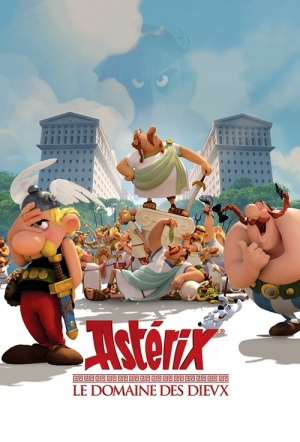 Asterix 3D: The Mansion of the Gods