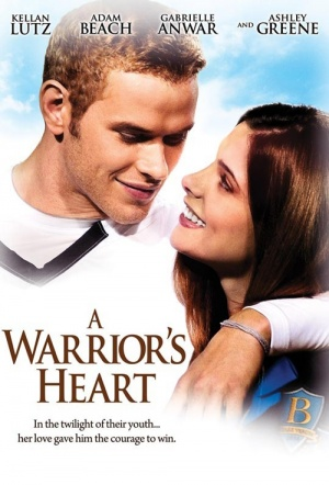 A Warrior's Heart Film Poster
