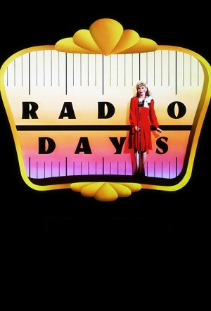 Radio Days Film Poster