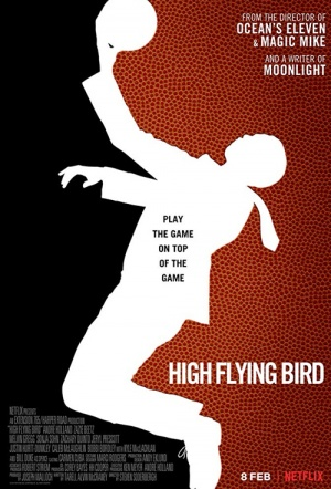 High Flying Bird Film Poster