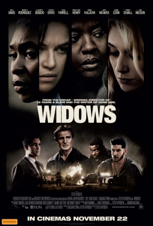 Widows Film Poster