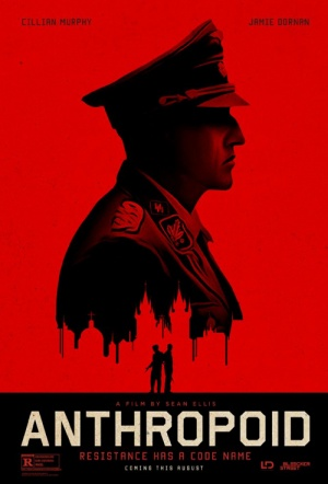 Anthropoid Film Poster