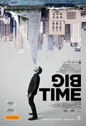 Big Time Film Poster
