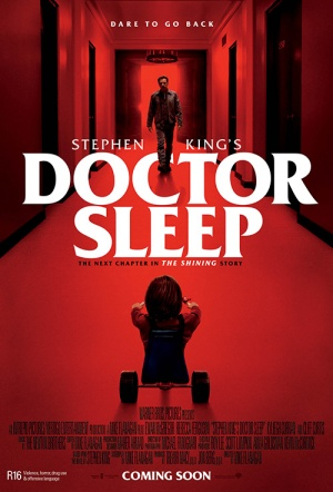 Doctor Sleep Film Poster