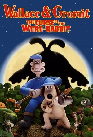 Wallace & Gromit: The Curse of the Were-Rabbit Film Poster