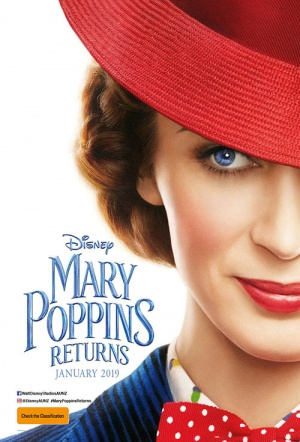 Mary Poppins Returns - Ladies Night Screening Film Poster