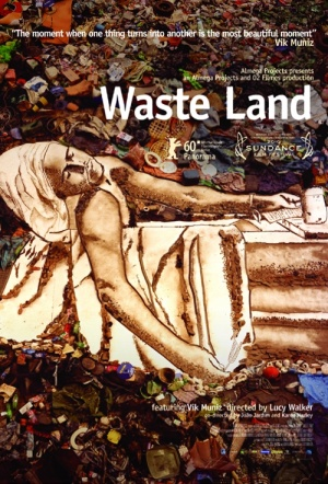 Waste Land Film Poster