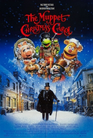 The Muppet Christmas Carol Film Poster