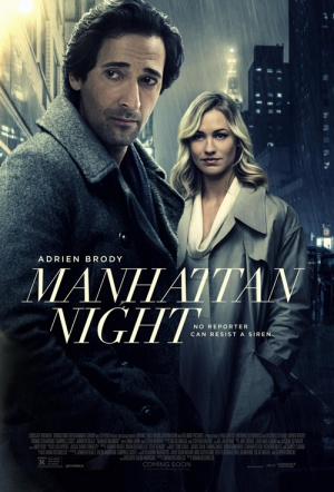 Manhattan Nocturne Film Poster