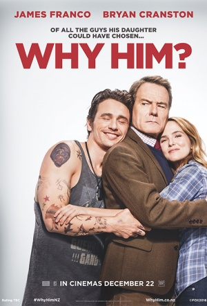 Why Him? Film Poster