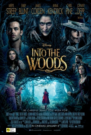 Into the Woods Film Poster