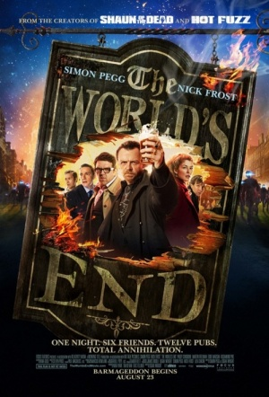 The World's End Film Poster