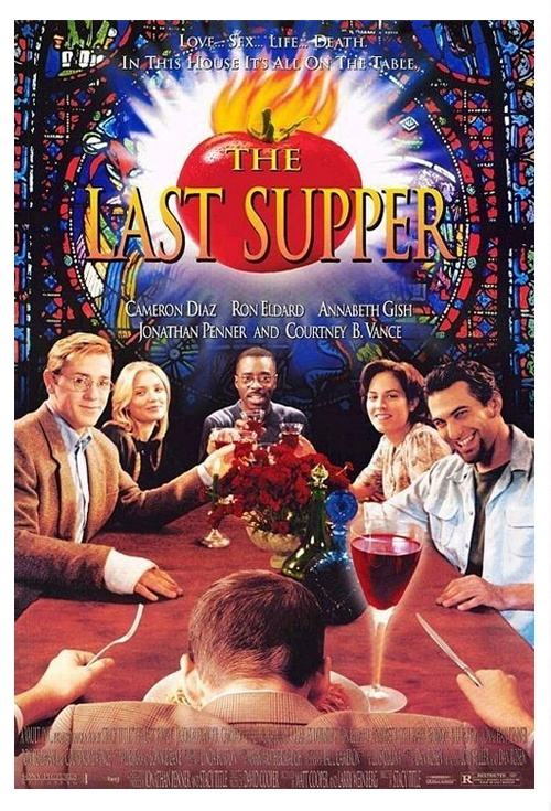 The Last Supper Film Poster