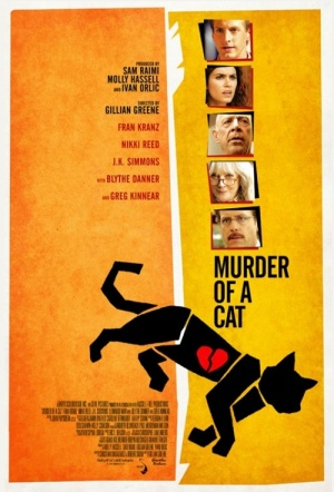 Murder of a Cat Film Poster