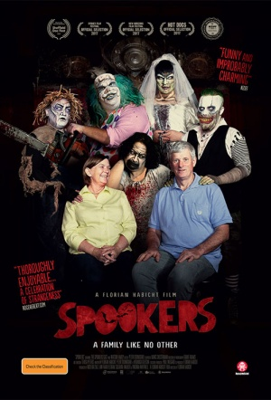 Spookers Film Poster
