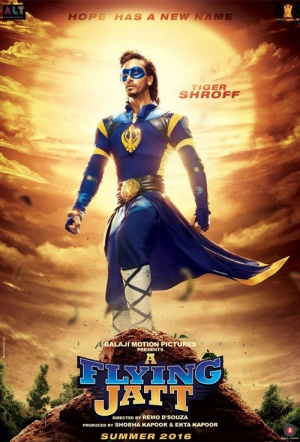 A Flying Jatt Film Poster