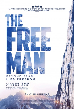 The Free Man Film Poster