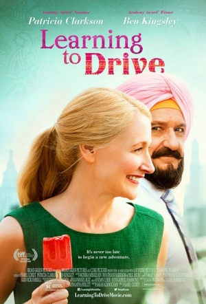 Learning to Drive Film Poster