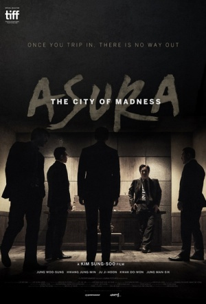 Asura: The City of Madness Film Poster