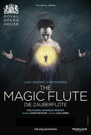 Royal Opera House: The Magic Flute Film Poster