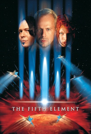 The Fifth Element Film Poster