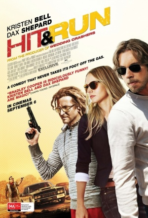 Hit and Run Film Poster