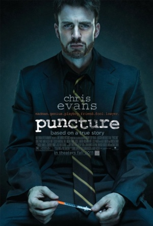Puncture Film Poster