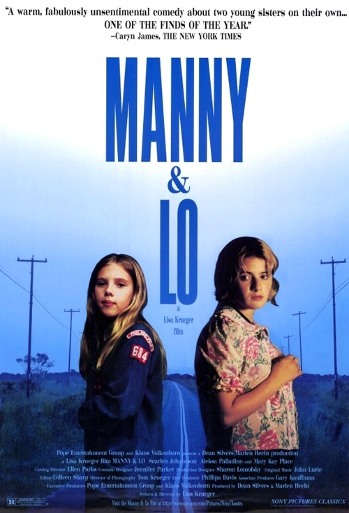 Manny & Lo Film Poster